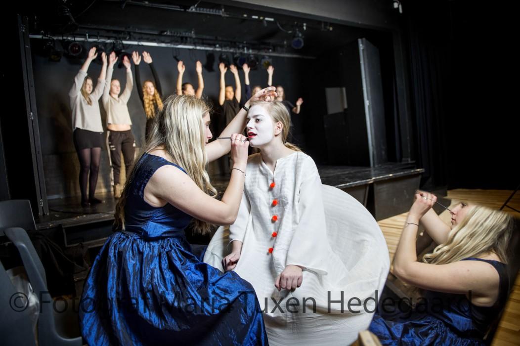 Brøruphus Efterskole. Teater