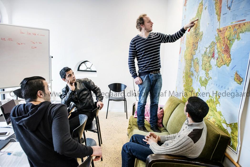 Lær Dansk kursus på Rødding Højskole